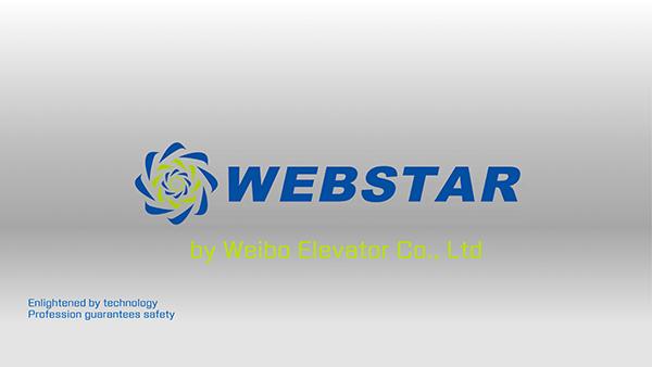 Película de publicidad de Webstar