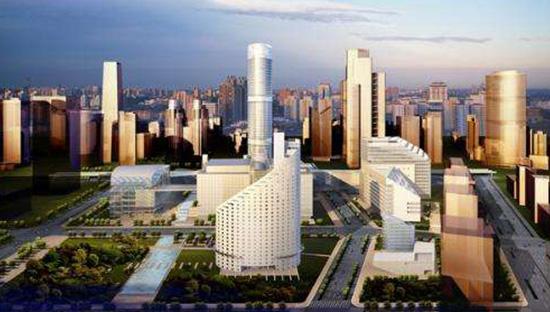 Serie especial de proyectos clásicos de Hebei en 2018: el nuevo futuro de la ciudad de Kaili, el elevador WEIBO ayuda al rápido desarrollo de la urbanización en la provincia de Hebei