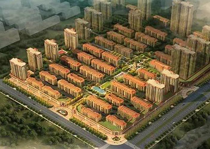 El condado de Huoshan da la bienvenida a Hengshan Dragon Court