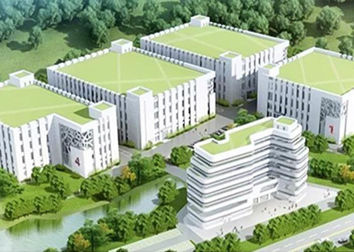 Parque industrial de emprendimiento e innovación de pequeñas y microempresas de la ciudad de Qianjin