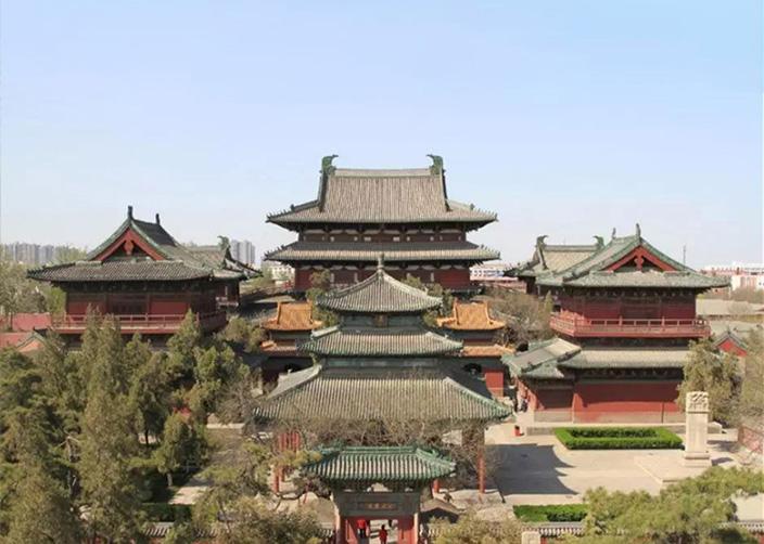 Templo de Zhengding Longxing